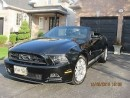 Used 2013 Ford Mustang Black for sale in Brampton, ON