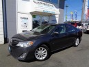 Used 2013 Toyota Camry XLE Nav, Sunroof, Leather, Blind Spot Monitoring for sale in Langley, BC