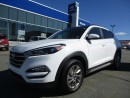 Used 2017 Hyundai Tucson SE AWD Leather Sunroof backup camera for sale in Halifax, NS