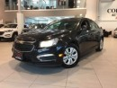 Used 2016 Chevrolet Cruze LT-AUTO-REAR CAM-SUNROOF-ONLY 58KM for sale in York, ON