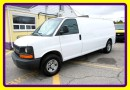 Used 2010 Chevrolet Express 2500 3/4 TON EXTENDED CARGO VAN NO SIDE WINDOWS for sale in Woodbridge, ON