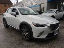 Used 2016 Mazda CX-3 GT AWD LEATHER SEATING & SUNROOF-TORONTO for sale in North York, ON