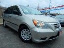Used 2008 Honda Odyssey LX | 7 PASSENGER | NO ACCIDENT for sale in Kitchener, ON