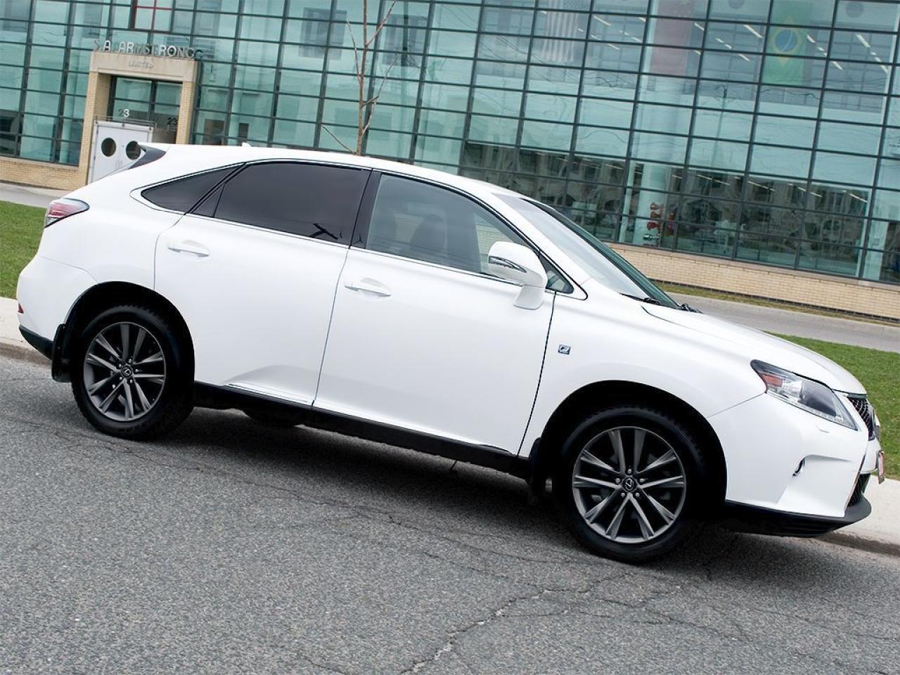 2013 Lexus RX 350 F SPORT|NAVI|REARCAM|HEADS UP DISPLAY
