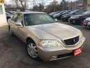 Used 2001 Acura RL AUTO/LEATHER/ROOF/ALLOYS for sale in Scarborough, ON