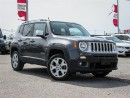 Used 2016 Jeep Renegade Limited /Navigation for sale in Markham, ON