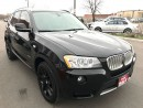 Used 2013 BMW X3 28i-ALL CREDIT ACCEPTED for sale in Scarborough, ON