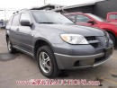 Used 2006 Mitsubishi OUTLANDER  4D UTILITY FWD for sale in Calgary, AB