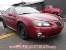Used 2005 Pontiac GRAND PRIX  4D SEDAN for sale in Calgary, AB