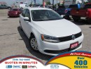 Used 2014 Volkswagen Jetta TRENDLINE + | HEATED SEATS | BACKUP CAM for sale in London, ON