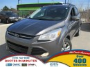 Used 2013 Ford Escape SEL | AWD | LEATHER for sale in London, ON