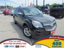 Used 2014 Chevrolet Equinox LS | BLUETOOTH | SAT RADIO for sale in London, ON