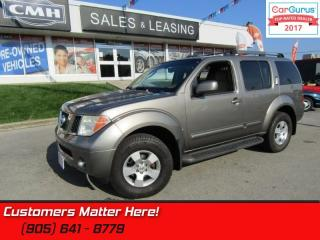 Used 2006 Nissan Pathfinder SE   4x4! DUAL CLIMATE! 7PASS! for sale in St Catharines, ON