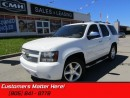 Used 2009 Chevrolet Tahoe LTZ   NAV! ROOF! HEATED/COOLED SEATS! BOSE! QUADS! for sale in St Catharines, ON
