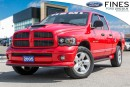 Used 2005 Dodge Ram 1500 SLT - HOT TRUCK! YOU CERTIFY & YOU SAVE! for sale in Bolton, ON