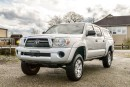 Used 2007 Toyota Tacoma V6 Matching Canopy-Coquitlam Location 604-298-6161 for sale in Langley, BC