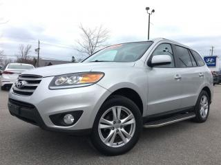Used 2012 Hyundai Santa Fe SE for sale in Collingwood, ON