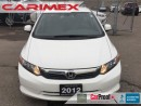 Used 2012 Honda Civic LX for sale in Waterloo, ON