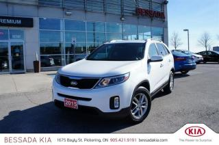 Used 2015 Kia Sorento 3.3L LX V6 FWD at for sale in Pickering, ON