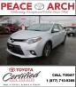 Used 2016 Toyota Corolla LE-SUNROOF/HEATSEAT/BACKUPCAM for sale in Surrey, BC