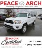 Used 2012 Toyota Tacoma V6 for sale in Surrey, BC