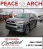 Used 2014 Toyota 4Runner SR5 V6 for sale in Surrey, BC