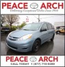 Used 2008 Toyota Sienna CE 7 PASSENGER for sale in Surrey, BC