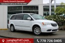 Used 2016 Chrysler Town & Country Touring NO ACCIDENTS, CANADIAN OWNED for sale in Surrey, BC