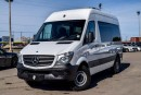 Used 2015 Mercedes-Benz Sprinter Passenger Vans 2500 Diesel|12 Passenger Seating Capacity|Bluetooth|Backup Cam|Pwr Windows|pwr Locks| for sale in Bolton, ON