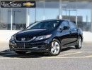 Used 2014 Honda Civic LX for sale in Gloucester, ON