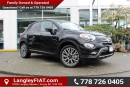 Used 2016 Fiat 500X Trekking NO ACCIDENTS, LOCALLY OWNED for sale in Surrey, BC