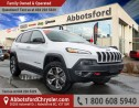Used 2016 Jeep Cherokee Trailhawk Ex Demo for sale in Abbotsford, BC