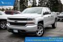 New 2017 Chevrolet Silverado 1500 Silverado Custom AM/FM Radio and Air Conditioning for sale in Port Coquitlam, BC