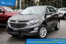 New 2018 Chevrolet Equinox LS Satellite Radio, Heated Seats, and Backup Camera for sale in Port Coquitlam, BC