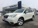 Used 2015 Subaru Forester 2.5i~Automatic~Off-Lease for sale in Richmond Hill, ON
