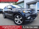 Used 2016 Jeep Grand Cherokee Overland for sale in Surrey, BC
