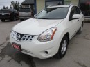 Used 2013 Nissan Rogue LOADED SPECIAL EDITION 5 PASSENGER 2.5L - DOHC.. HEATED SEATS.. CD/AUX INPUT.. POWER SUNROOF.. KEYLESS ENTRY.. for sale in Bradford, ON