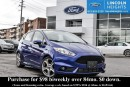 Used 2014 Ford Fiesta ST HATCH - LEATHER - BLUETOOTH - HEATED STEERING WHEEL - HEATED SEATS - COOLED FRONT SEATS - VOICE ACTIVATED NAV - POWER MOONROOF for sale in Ottawa, ON