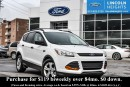 Used 2014 Ford Escape S - REAR VIEW CAMERA - ROOF RACK CROSS BARS for sale in Ottawa, ON