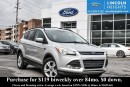 Used 2014 Ford Escape SE 4WD - BLUETOOTH - REAR PARKING AID SENSORS - REVERSE CAMERA - NAV for sale in Ottawa, ON