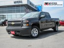 Used 2015 Chevrolet Silverado 1500 V6, 4X4, EXT CAB, TRAILERING for sale in Ottawa, ON