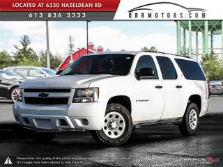 Used 2008 Chevrolet Suburban 1500 4WD for sale in Stittsville, ON