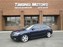 Used 2008 Mazda MAZDA3 LEATHER SUNROOF HEATED SEATS!! for sale in Mississauga, ON