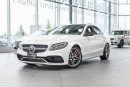 Used 2016 Mercedes-Benz C63 S AMG Sedan for sale in Langley, BC