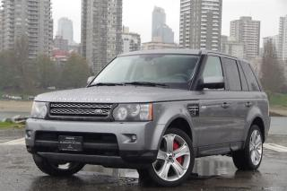 Used 2013 Land Rover Range Rover Sport V8 Supercharged (SC) *Supercharged- Fully Loaded!* for sale in Vancouver, BC