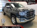 New 2017 GMC Sierra 1500 SLT-Heated Leather Bucket Seats, Android/Apple Carplay for sale in Lethbridge, AB
