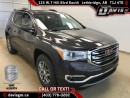 New 2017 GMC Acadia SLT-Skyscape Sunroof, 7 Passenger, Driver Alert Package 1 for sale in Lethbridge, AB
