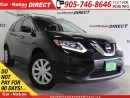 Used 2016 Nissan Rogue S| AWD| BACK UP CAMERA| OPEN SUNDAYS| for sale in Burlington, ON