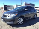 Used 2013 Toyota Matrix - BLUETOOTH - POWER PKG for sale in Oakville, ON