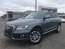 Used 2015 Audi Q5 2.0T QTRO - NAVI - PANO ROOF for sale in Oakville, ON